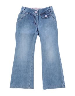 Denim trousers - BLUMARINE BABY EUR 83.00