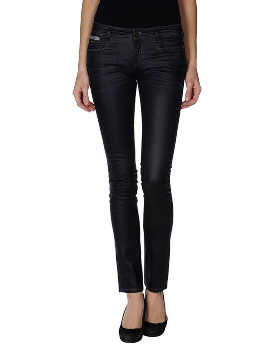DEKHER Джинсовые брюки