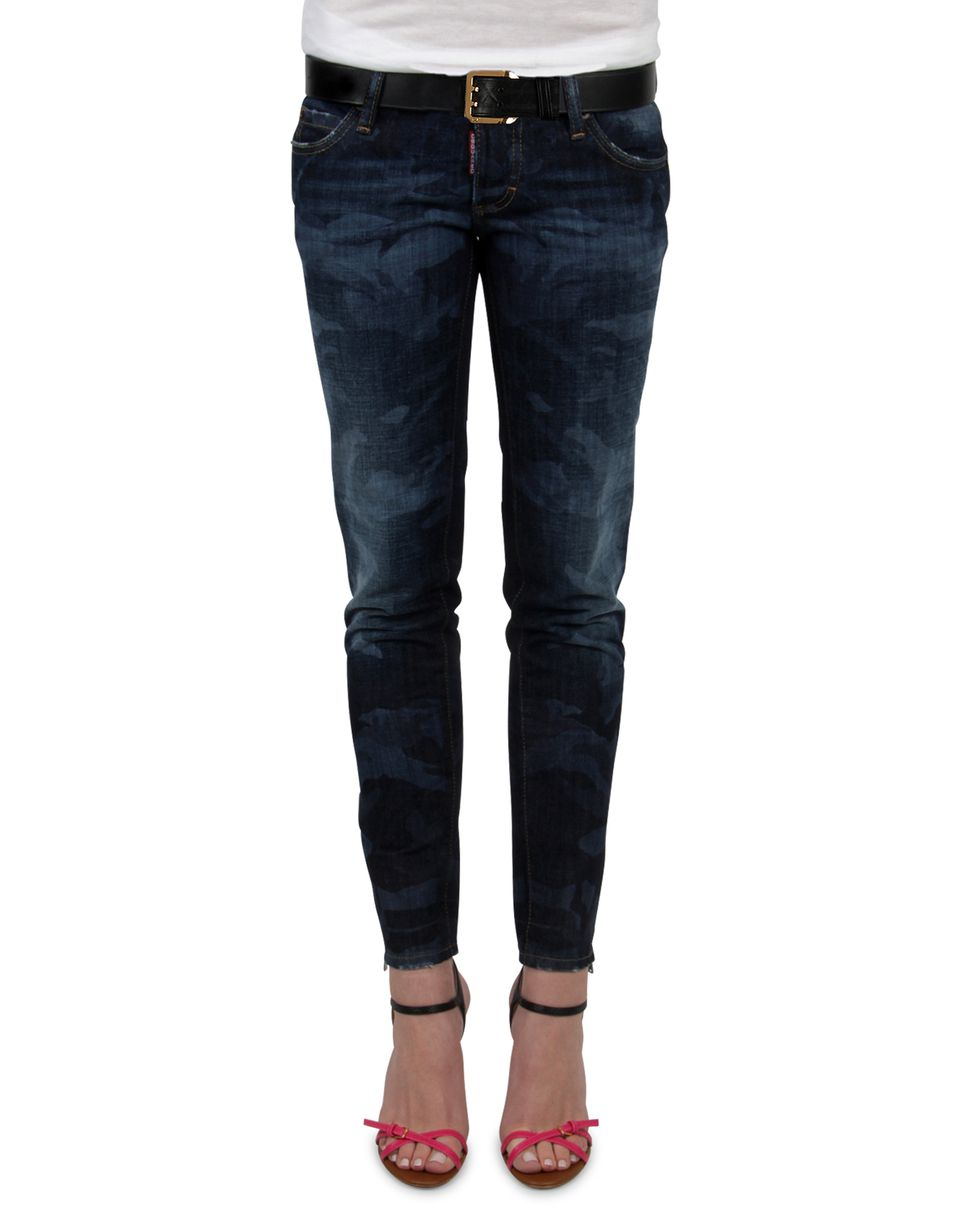 super slim jeans denim Woman Dsquared2