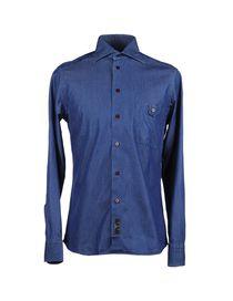 S.R.S. SPORT - Denim shirt