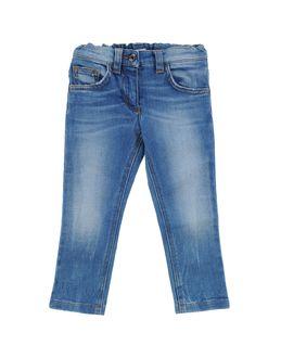 DOLCE & GABBANA - ДЖИНСОВАЯ ОДЕЖДА - Джинсовые брюки