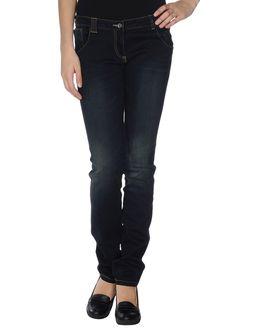 BACI & ABBRACCI - ДЖИНСОВАЯ ОДЕЖДА - Джинсовые брюки
