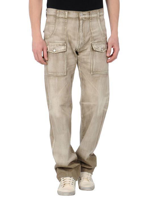 YS FOR MEN YOHJI YAMAMOTO Джинсовые брюки