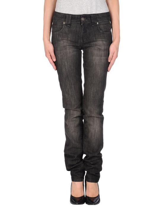 GALLIANO Джинсовые брюки