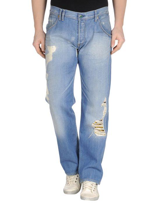 все цены на  WE ARE REPLAY Джинсовые брюки  в интернете