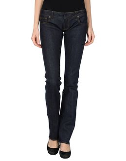 Denim trousers - RING BLACK EUR 70.00