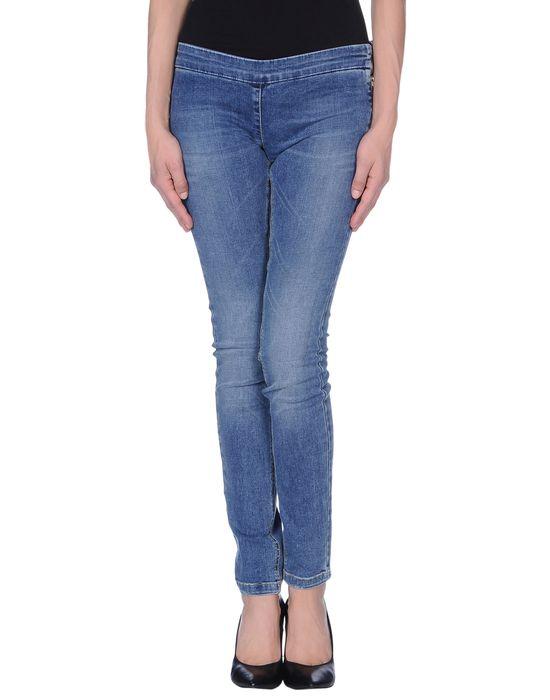 ELISABETTA FRANCHI JEANS Джинсовые брюки elisabetta franchi jeans болеро