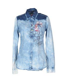DESIGUAL Denim shirts $ 129.00