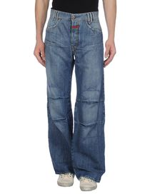 LJD MARITHE' FRANCOIS GIRBAUD - Denim trousers