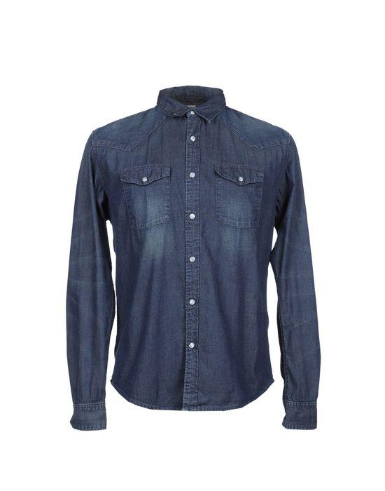 EDWIN Джинсовая рубашка