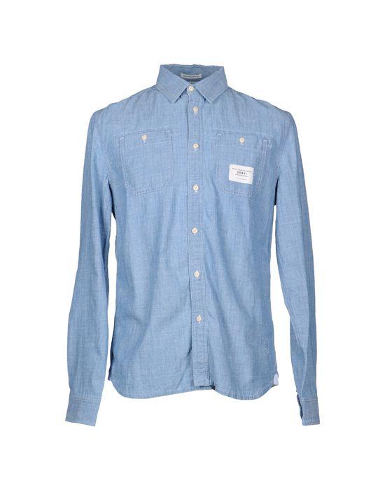 цена  PEPE JEANS 73 Джинсовая рубашка  онлайн в 2017 году