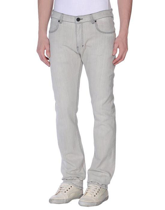 K BY KARL LAGERFELD Джинсовые брюки