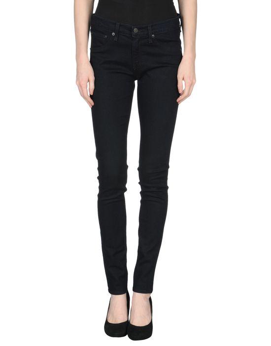 RAG & BONE/JEAN Джинсовые брюки earl jean джинсовые брюки