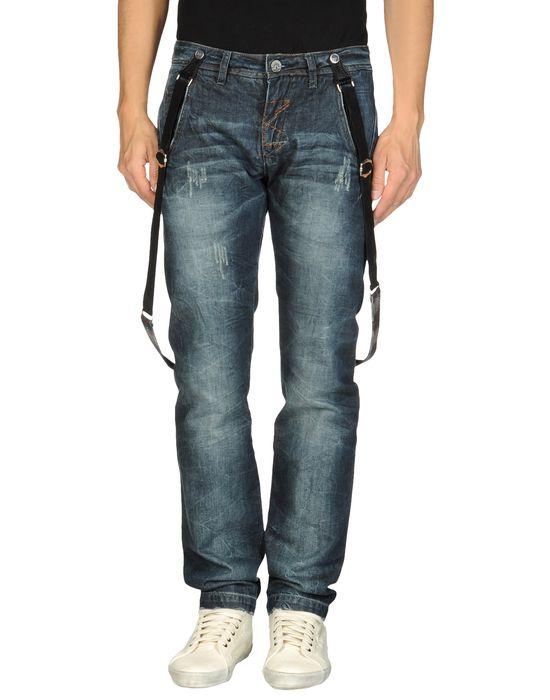 все цены на  DOUBLE BLACK Джинсовые брюки  в интернете