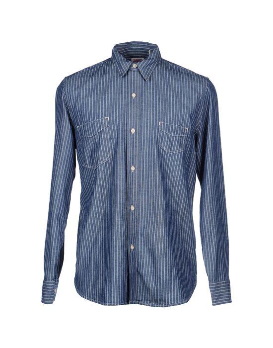 LEVIS VINTAGE CLOTHING Джинсовая рубашка levi s vintage clothing толстовка bay meadows