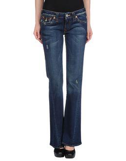 Pantaloni jeans - TRUE RELIGION EUR 132.00