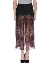 +.FEDERATION - Denim skirt
