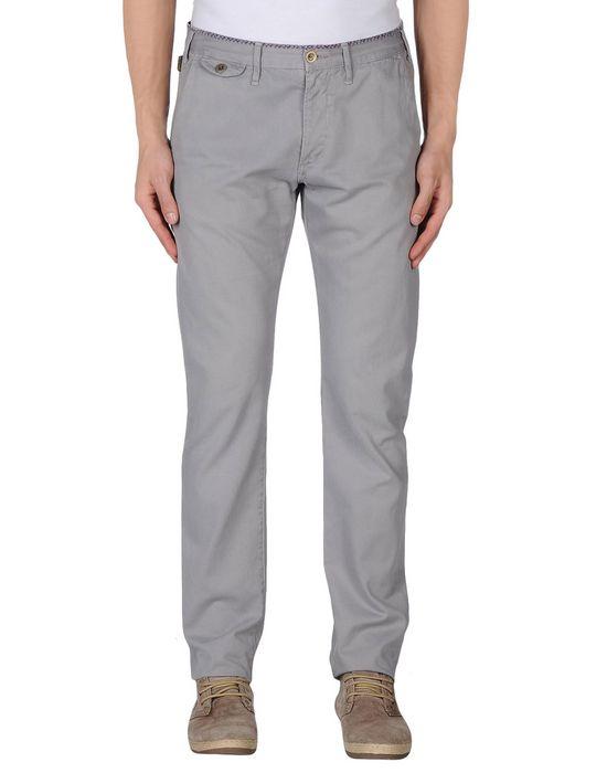 цена  PAUL SMITH JEANS Повседневные брюки  онлайн в 2017 году