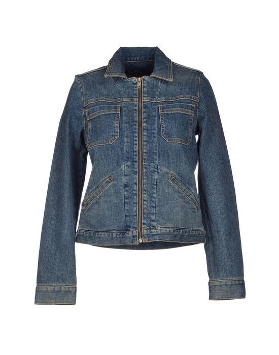 EARL JEAN Джинсовая верхняя одежда earl jean джинсовые брюки
