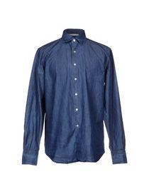 CANALI - Denim shirt