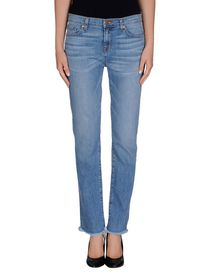 CHRISTOPHER KANE FOR J BRAND - Denim pants