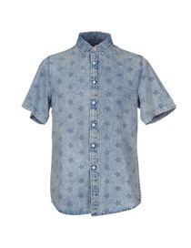TOPMAN - Denim shirt