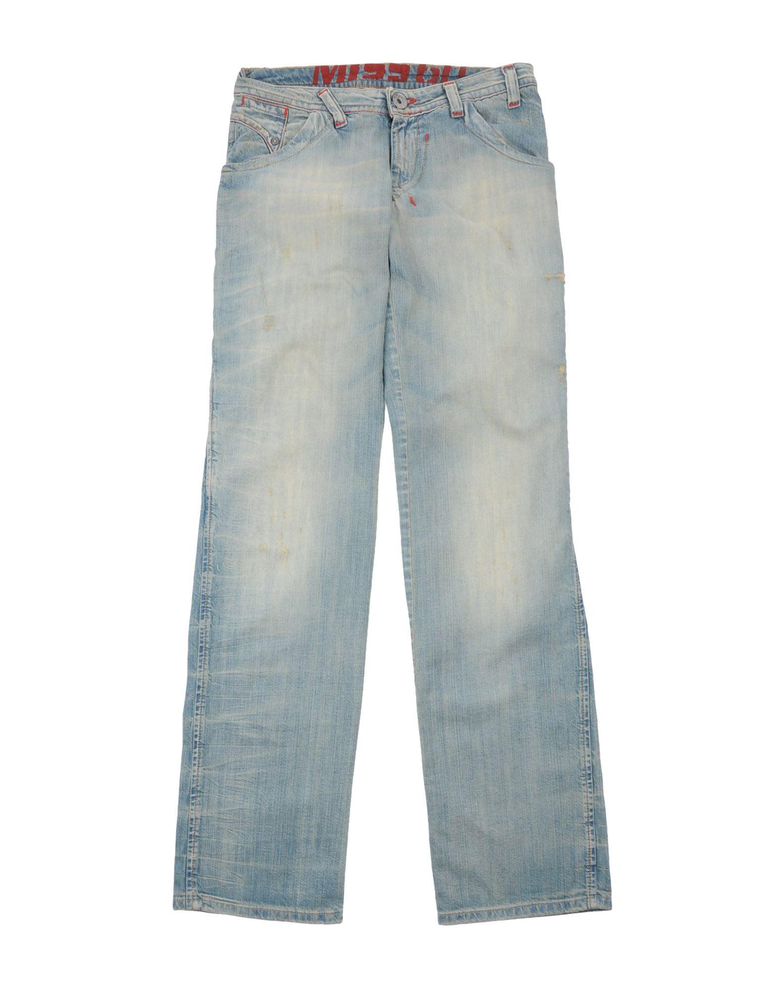 MISS SIXTY Denim pants - Item 42363673