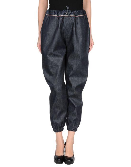 цена  BAGUETTE..... Джинсовые брюки  онлайн в 2017 году