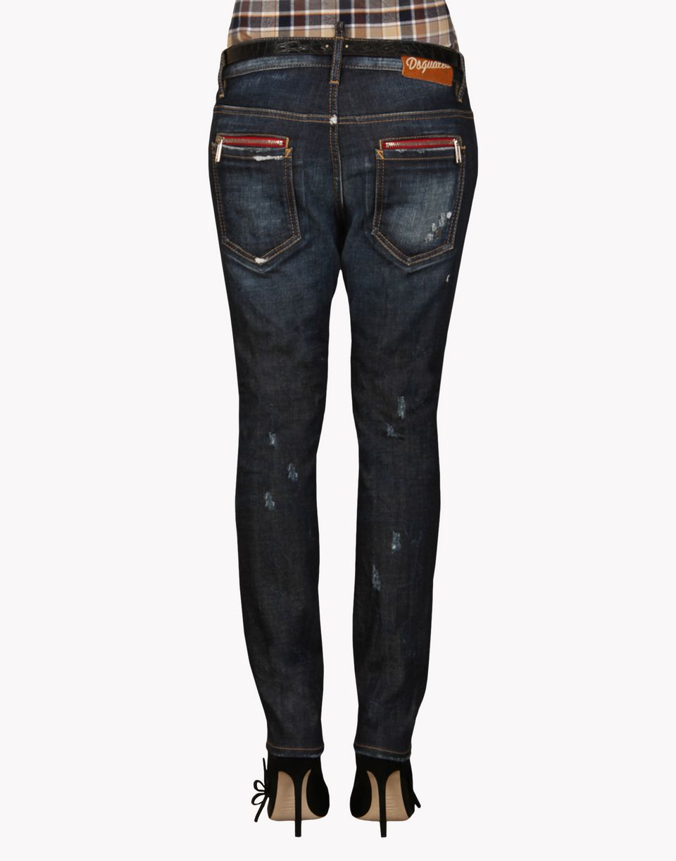 Dsquared2 Cool Girl Jean, Jeans Women - Dsquared2 Online Store