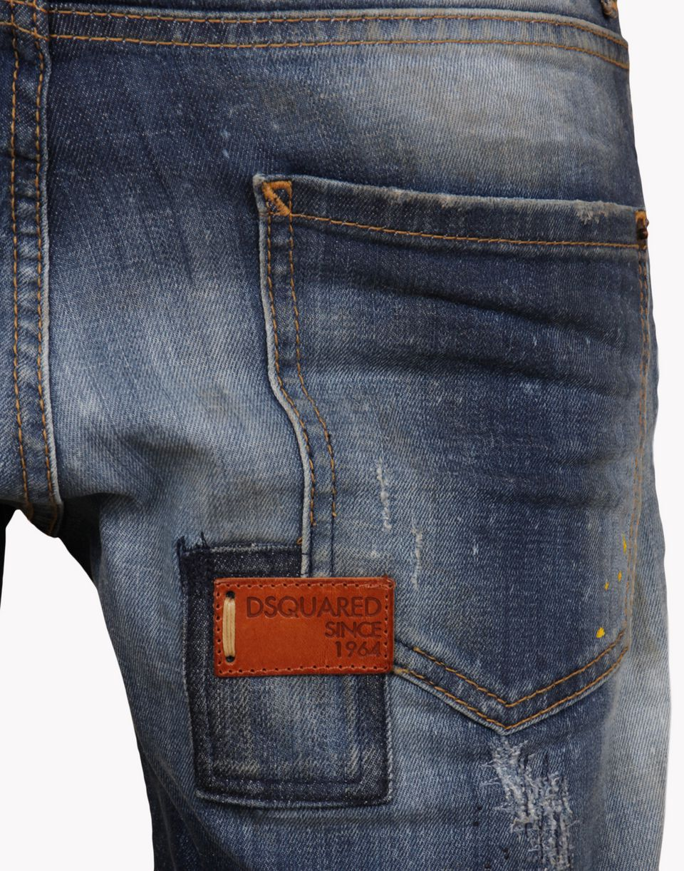 dsquared2 cool guy jeans jeans for men official store. Black Bedroom Furniture Sets. Home Design Ideas