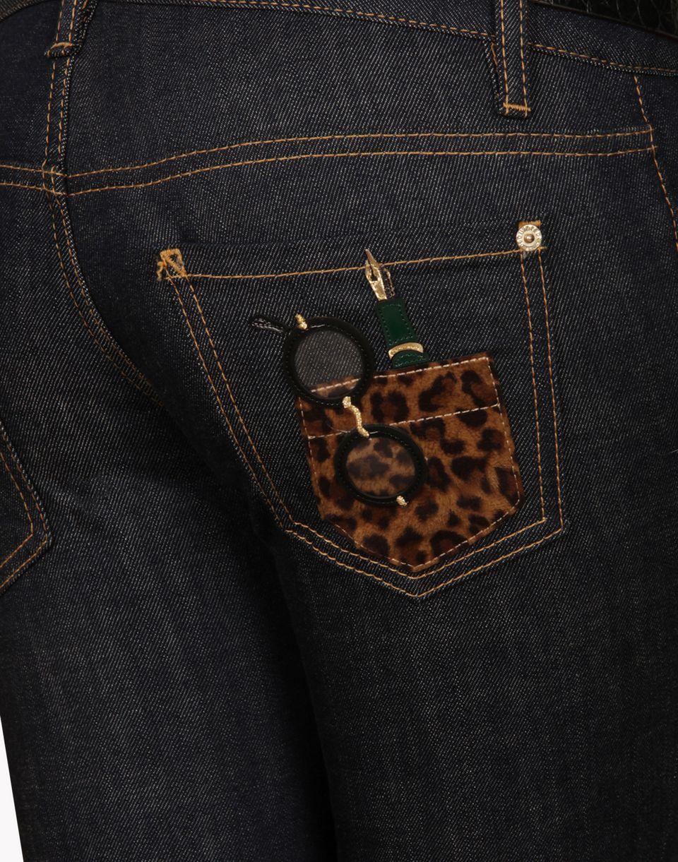 skinny jeans denim Woman Dsquared2