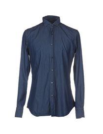 PORTS 1961 - Denim shirt