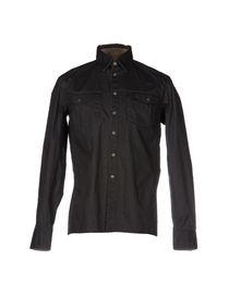 MELTIN POT KLSH - Denim shirt