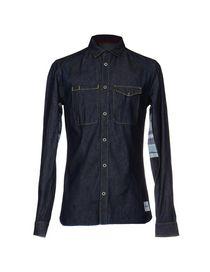 SUPREME BEING - Denim shirt
