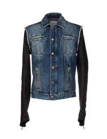 PIERRE BALMAIN - Denim outerwear
