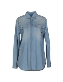 PIERRE BALMAIN - Denim shirt