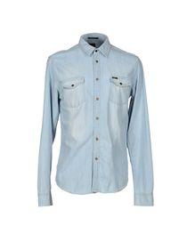 RIFLE - Denim shirt