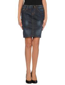 FRACOMINA - Denim skirt