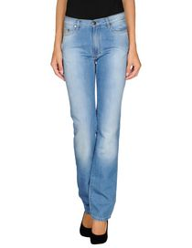 VERSACE COLLECTION - Denim trousers