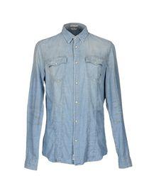 CYCLE - Denim shirt