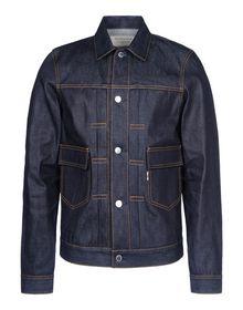 Denim outerwear - MAISON KITSUNÉ