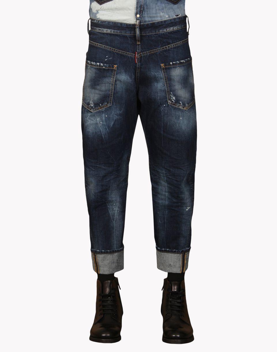dsquared workwear jeans dsquared2 uk. Black Bedroom Furniture Sets. Home Design Ideas