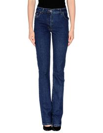 BLUMARINE - Denim trousers