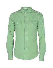SHIELD - Denim shirt
