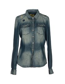 ONLY - Camicia jeans