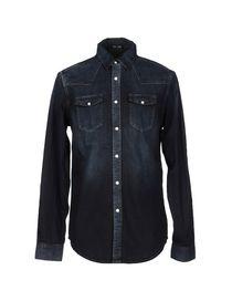 BLK DNM - Denim shirt
