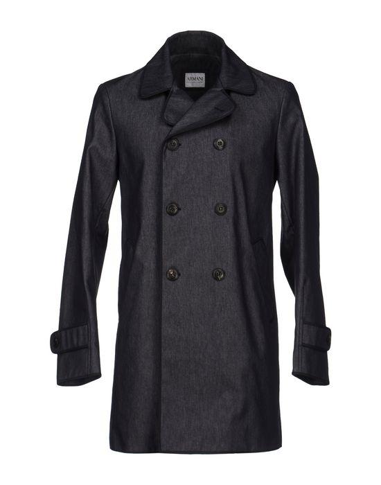 Мужские Джинсовые куртки - фото Джинсовая куртка ARMANI COLLEZIONI , цена 2