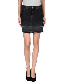 MM6 by MAISON MARGIELA - Denim skirt