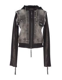 PHILIPP PLEIN COUTURE - Denim outerwear