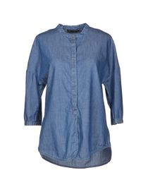 BRIAN DALES - Denim shirt